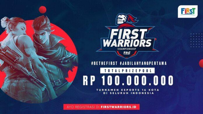 first media first warriors championship