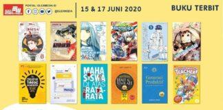 Jadwal Terbit Komik Tanggal 17 Juni 2020