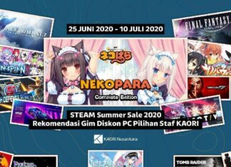 steam summer sale 2020