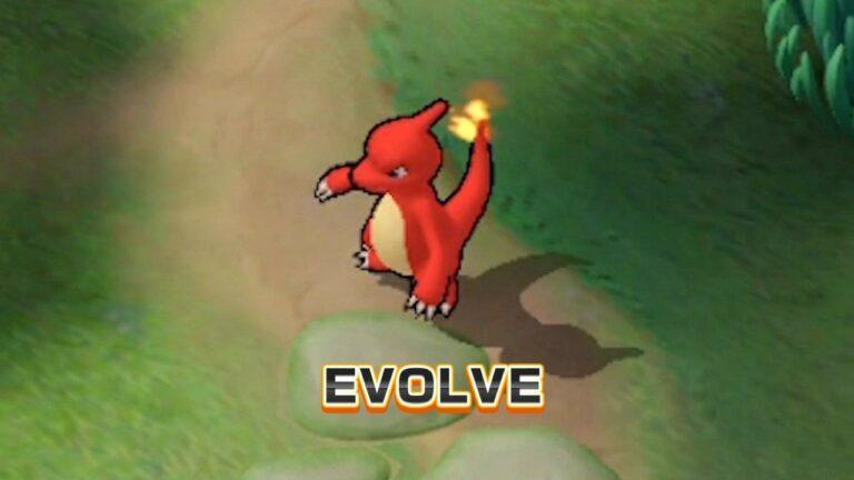 pokemon unite evolusi