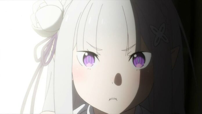 Re Zero season 2