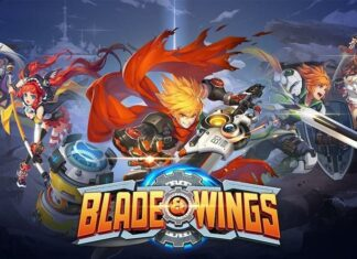 Blade and Wings