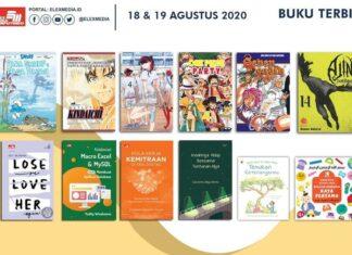 Jadwal Terbit Komik Tanggal 19 Agustus 2020