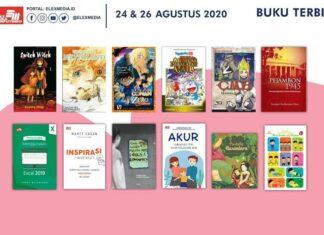 Jadwal Terbit Komik Tanggal 26 Agustus 2020