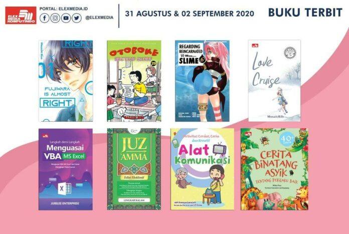 Jadwal Terbit Komik Tanggal 2 September 2020
