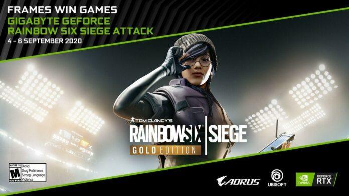 Rainbow Six Siege Attack