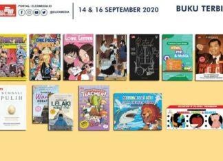 Jadwal Terbit Komik Tanggal 16 September 2020