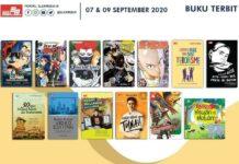 Jadwal Terbit Komik Tanggal 9 September 2020