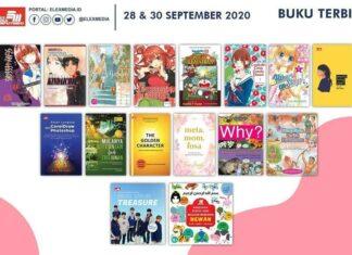 Jadwal Terbit Komik Tanggal 30 September 2020