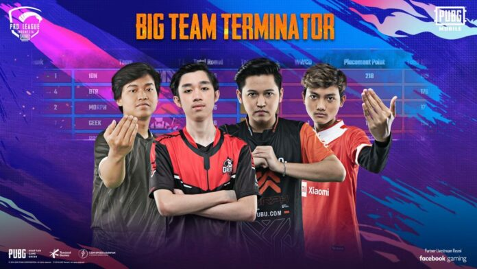 PUBG Mobile Pro League Indonesia Season 2