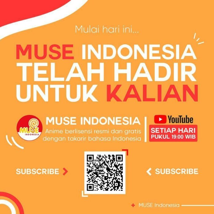 muse asia