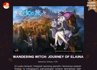 Wandering Witch: Journey of Elaina