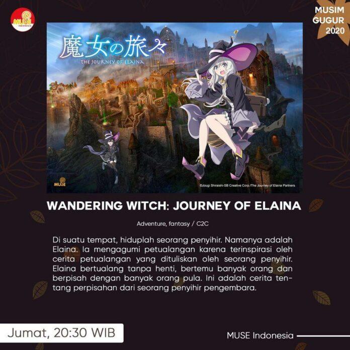 Wandering Witch: Journey of Elaina