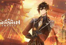 update Genshin impact 1.1
