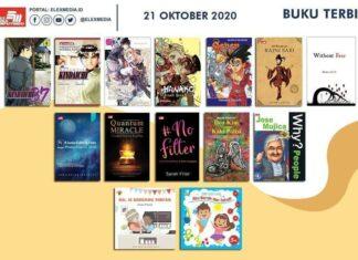 Jadwal Terbit Komik Tanggal 21 Oktober 2020