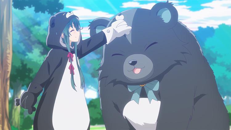 anime kuma kuma kuma bear