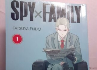 manga spy x family