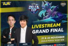 Delta Cup: Mobile Legends Bang Bang