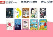 Jadwal Terbit Komik Tanggal 18 November 2020