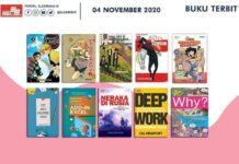 Jadwal Terbit Komik Tanggal 4 November 2020