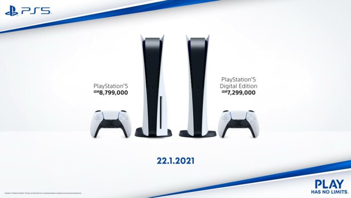 playstation 5 indonesia