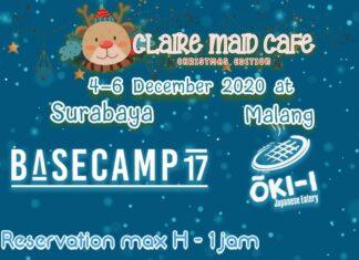 Claire Maid Café: Christmas Edition