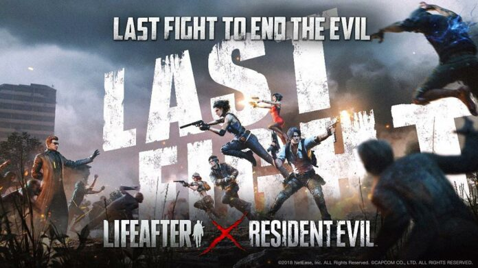 Resident Evil x LifeAfter
