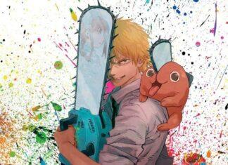 anime chainsaw man
