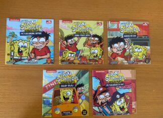 Si Juki x SpongeBob SquarePants