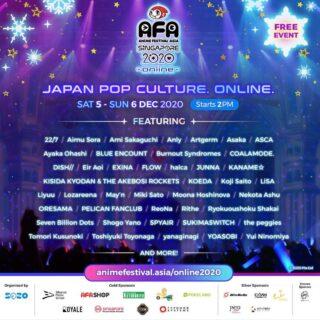 AFA Singapore Online 2020
