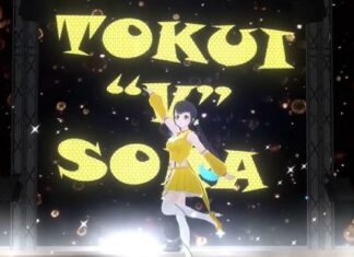 "Tokui ""V"" Sora"
