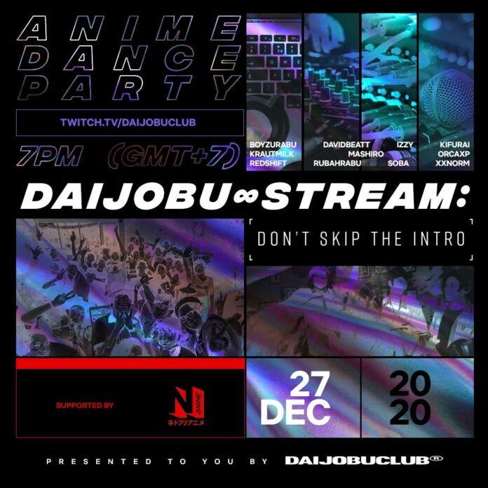 Daijobu∞Stream daijobuclub