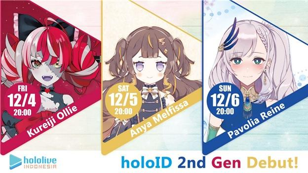 hololive indonesia identity voices