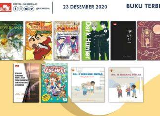 Jadwal Terbit Komik Tanggal 23 Desember 2020