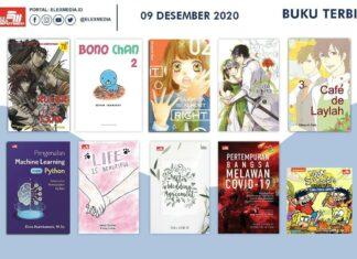 Jadwal Terbit Komik Tanggal 9 Desember 2020