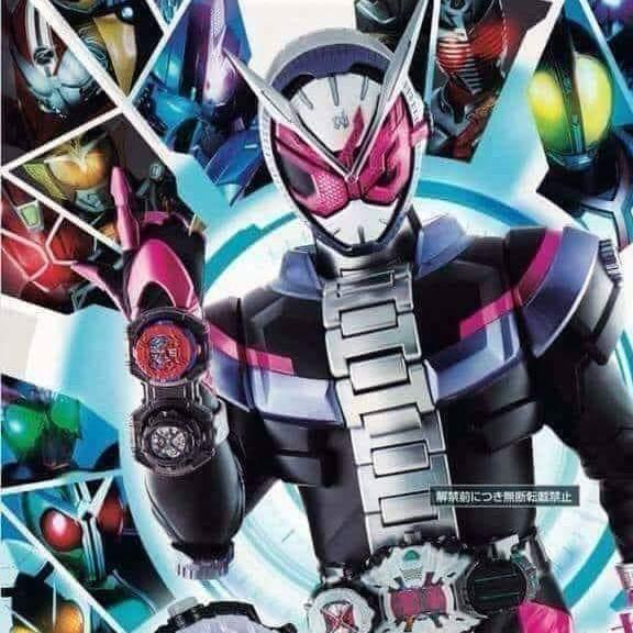 Kamen Rider Zi-O RTV