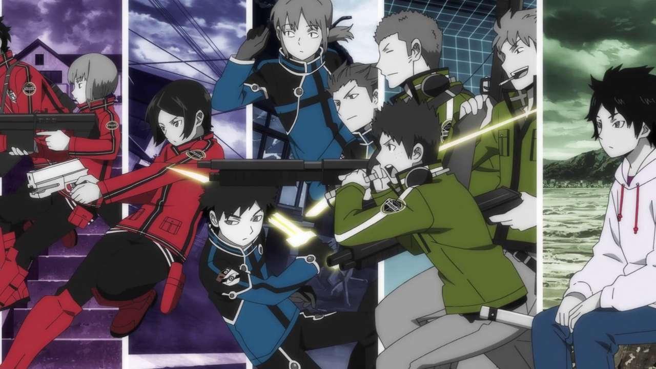World Trigger Season 2