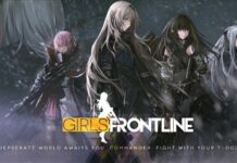 anime girls frontline