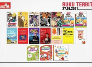 Jadwal Terbit Komik Tanggal 27 Januari 2021