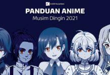 panduan anime winter 2021