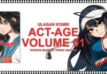komik act-age volume 1