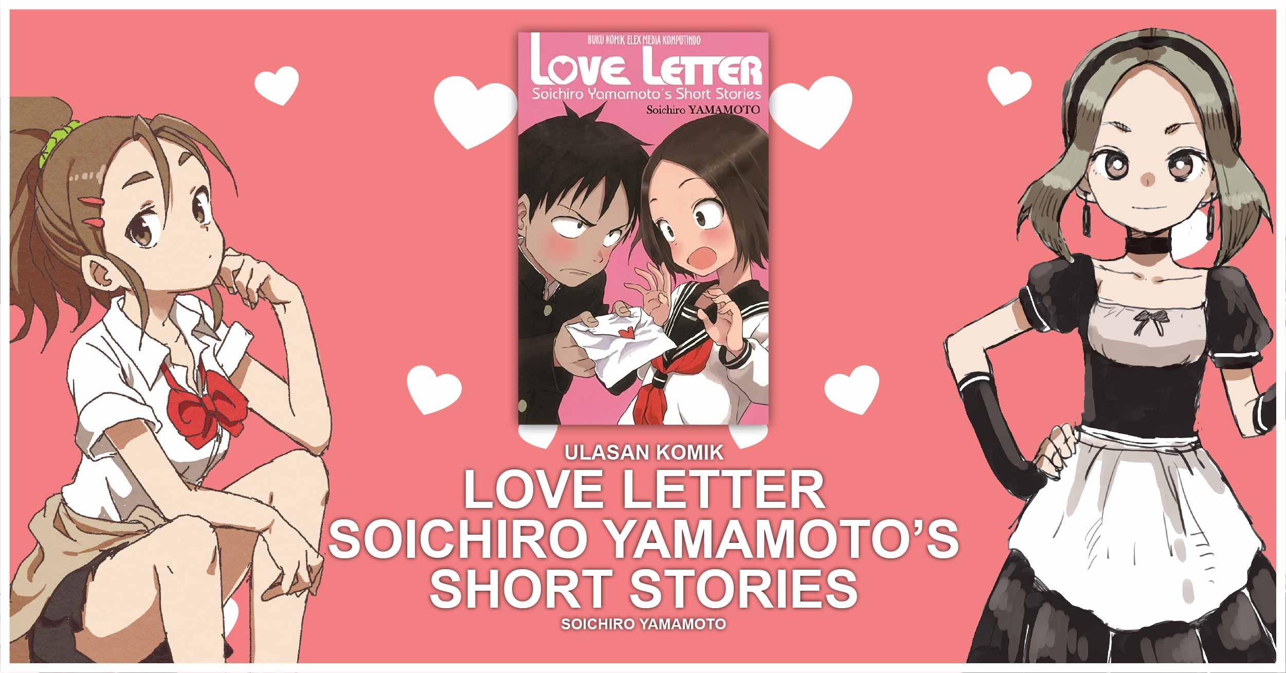 LOVE LETTER - Soichiro Yamamoto's Short Stories