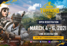 Nimo TV Training League PUBG Mobile
