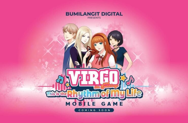 Virgo and the Sparklings : This is the Rhythm of My Life