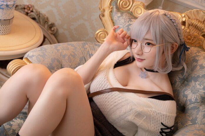 lapin angelia cosplay