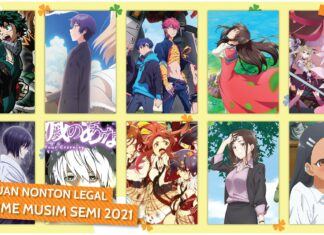 streaming anime legal