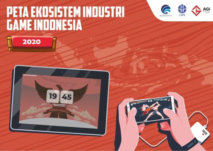 Peta Ekosistem Industri Game Indonesia