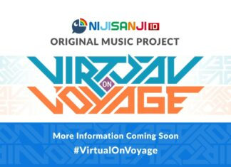 virtual on voyage nijisanji