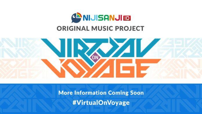 virtual on voyage nijisanji
