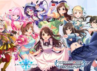 Shadowverse x The Idolmaster: Cinderella Girls 2